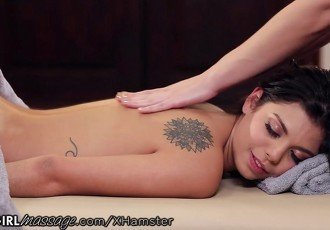 AllGirlMassage Blair Williams goes