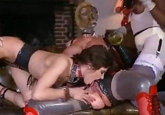 lesbian Fetish Piss Party 2